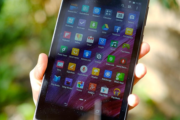 Asus MeMO Pad 7 (ME572C/CL) – Software and Performance Review