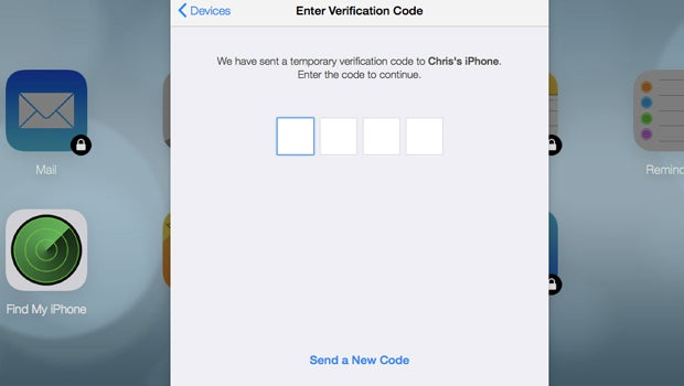 Apple adds two-factor authentication for iCloud com