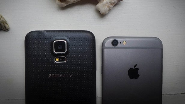 iPhone 6 vs Samsung Galaxy S5: Do you go Apple or Android