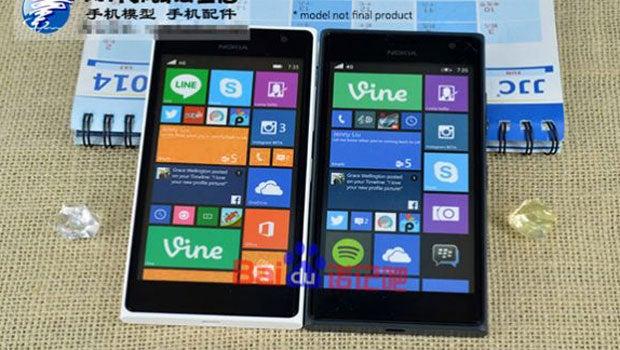 lumia 730 leak