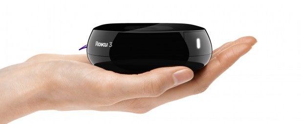 Roku hand