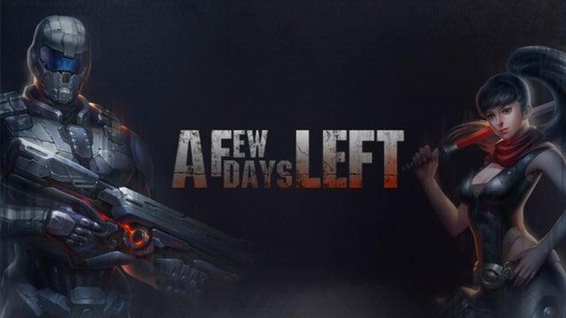 A Few Days Left