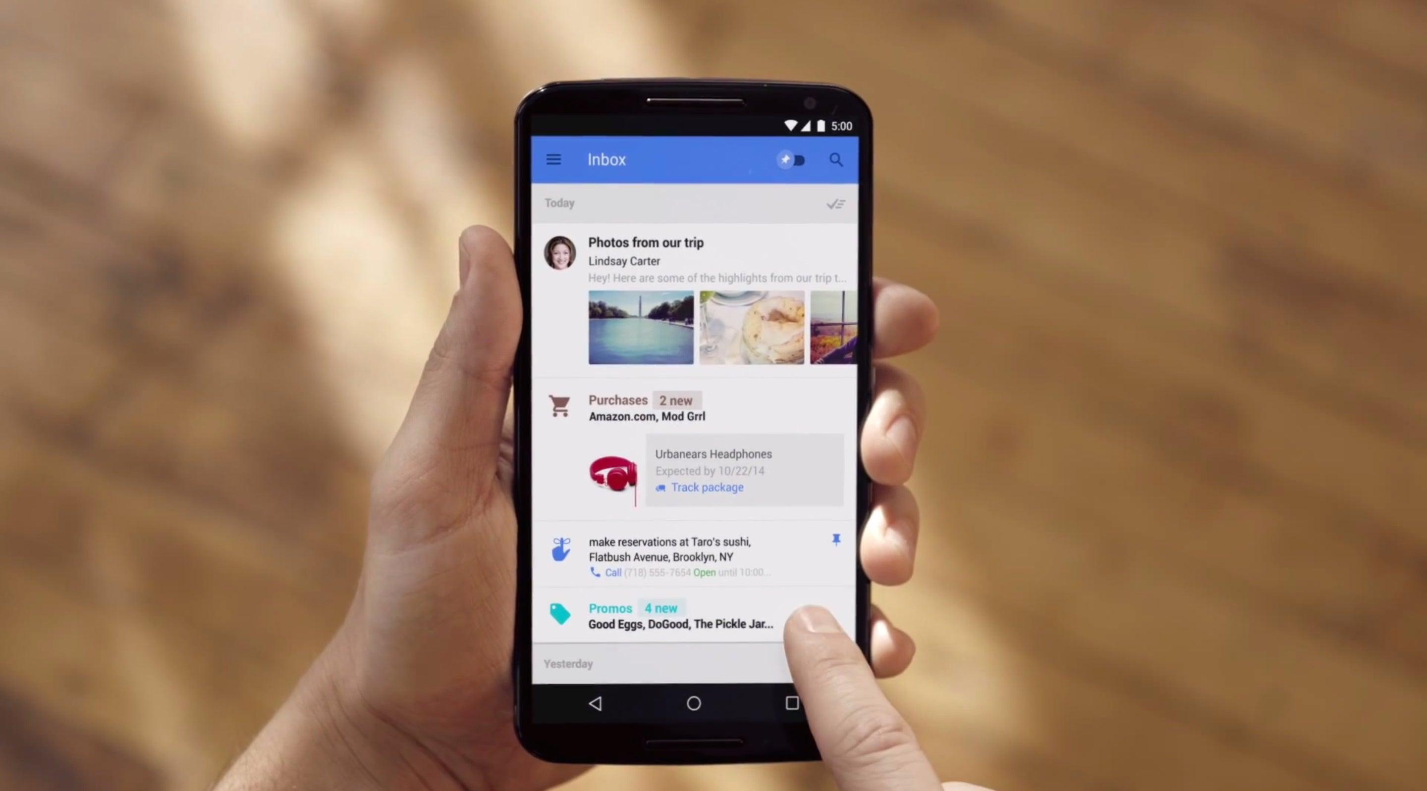 What is Google Inbox? A guide to Google's new email app