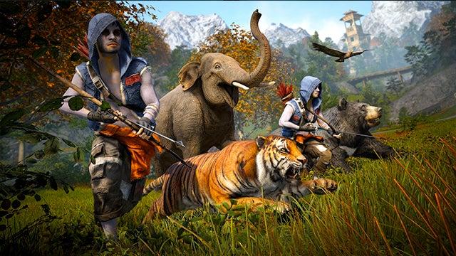 Far Cr 4 Battles of Kyrat