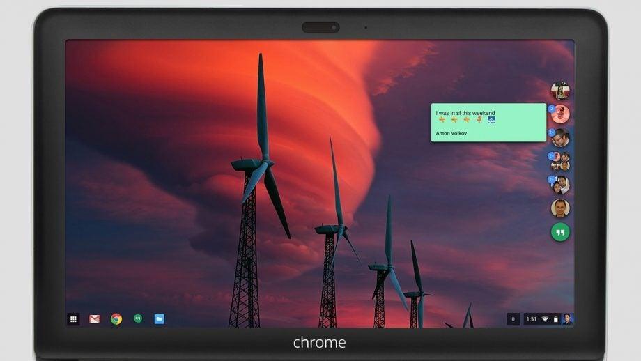 Hangouts Chrome