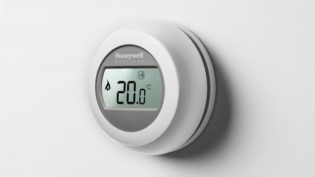 Honeywell Single Zone Thermostat