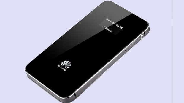 Huawei Shows Off World S Thinnest 4g Mobile Wi Fi Device