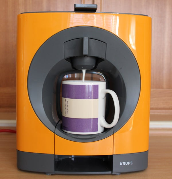 Krups Dolce Gusto Oblo Review