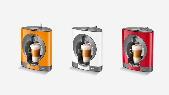 Krups Dolce Gusto Coffee Maker Reviews : Krups Dolce Gusto Oblo Review Trusted Reviews
