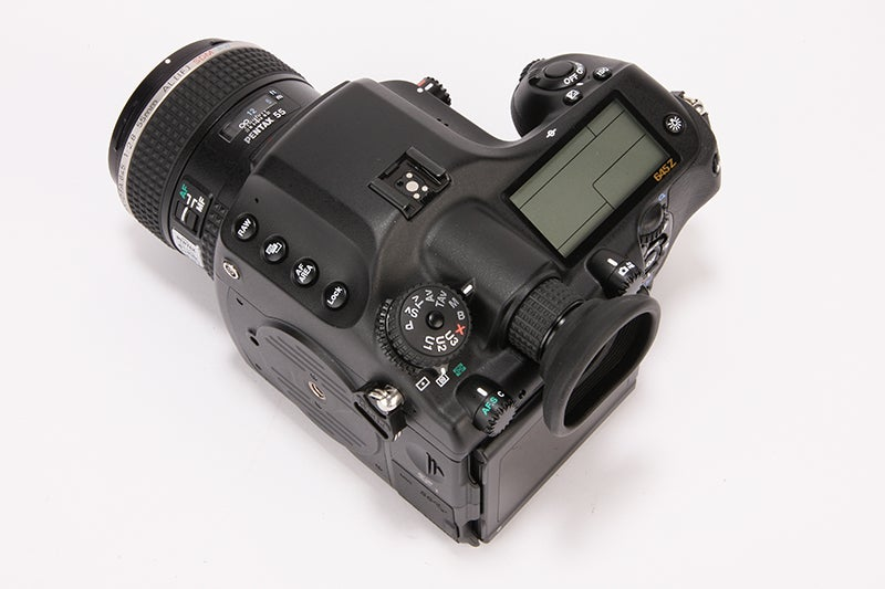 Pentax 645Z Review Review | Trusted Reviews