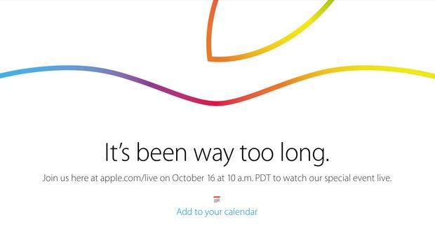 apple ipad event livestream 16 oct