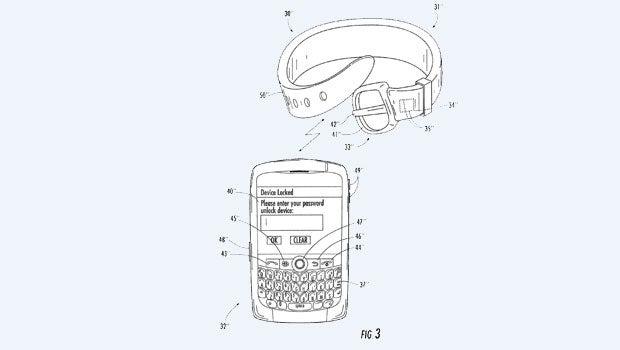 blackberry patent