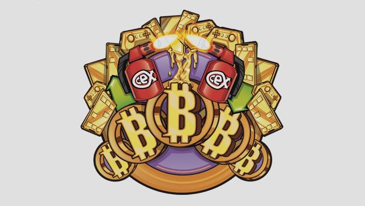 Cex uk bitcoins nba sports betting newspaper