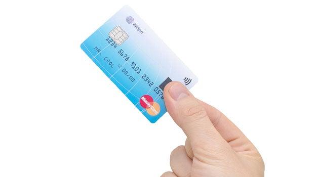 contactless fingerprint card
