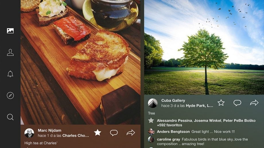 iPad flickr