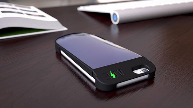 innovative design 647aa 8d800 Juse is a solar-powered charging case for your phone | Trusted Reviews