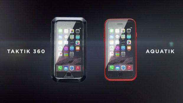new style d4e6b fc5f2 Lunatik Taktik 360 and Aquatik promise to keep your iPhone 6 safe ...