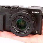 Panasonic LX100 3