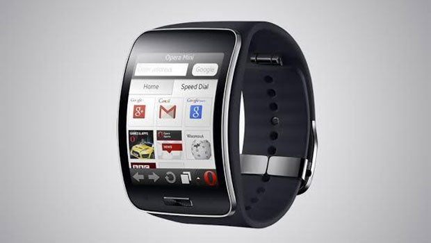 Opera Mini browser comes to Samsung Gear S | Trusted Reviews