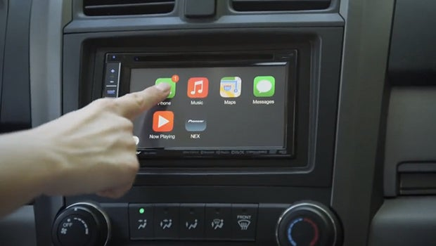pioneer apple carplay. apple carplay hits uk motors with pioneer retrofit carplay