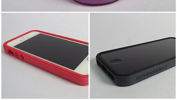 quality design 14685 3cc96 Rhinoshield Crash Guard is an ultra-slim bumper for your iPhone ...