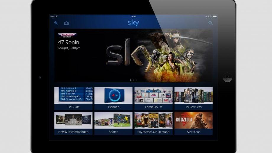 Sky Plus app