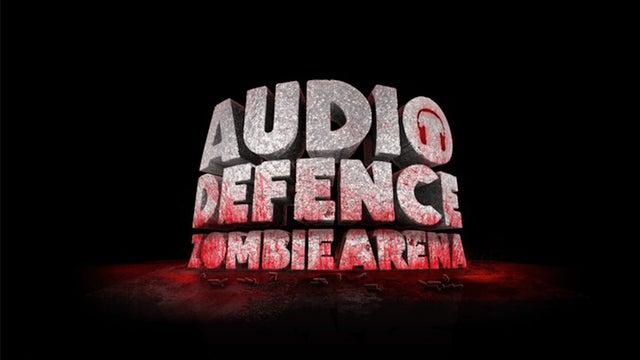 Audio Defence: Zombie Arena