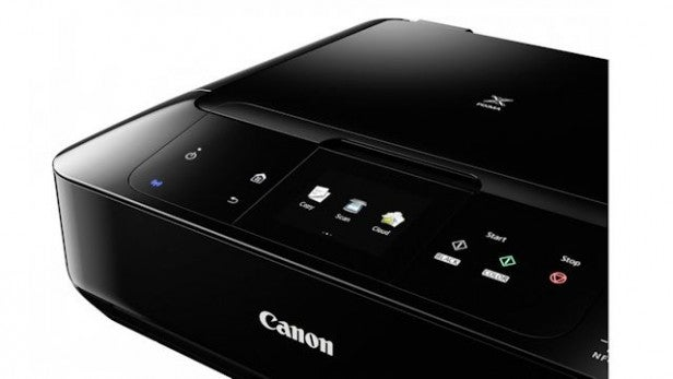 Canon PIXMA MG7550 - Controls