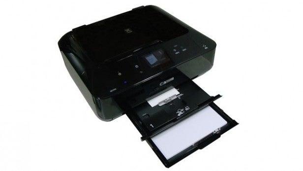 Canon PIXMA MG7550 - Paper Trays