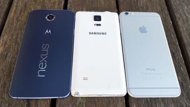 mobile nexus 6