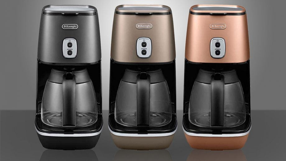 delonghi distinta coffee maker