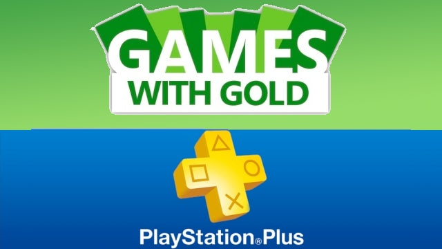 Games with Gold and PlayStation Plus