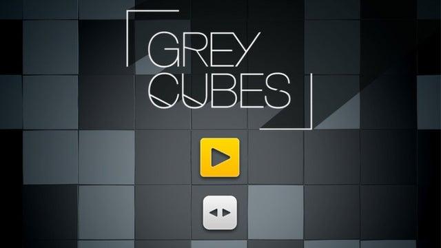 Grey Cubes