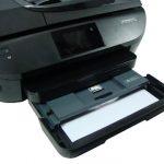 HP Officejet 5740 - Trays