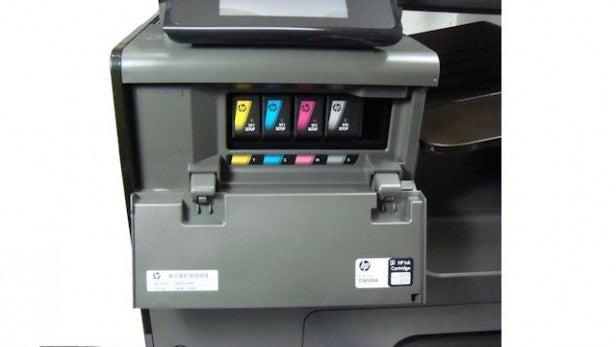 HP Officejet Pro X576DW MFP - Cartridges