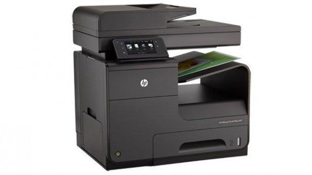 HP Officejet Pro X576DW MFP - Trays