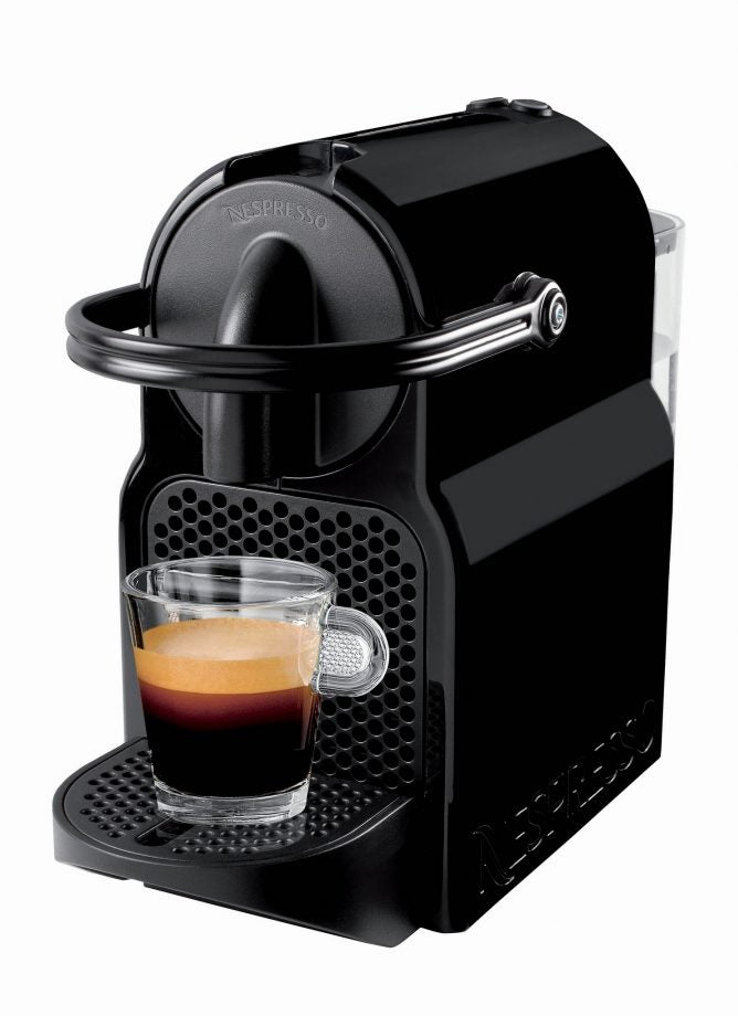 nespresso inissia by magimix review trusted reviews. Black Bedroom Furniture Sets. Home Design Ideas