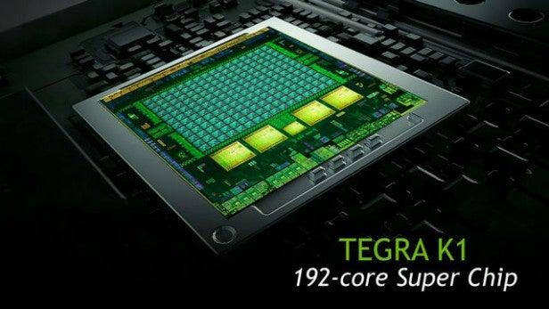 Nvidia Tegra K1 chip