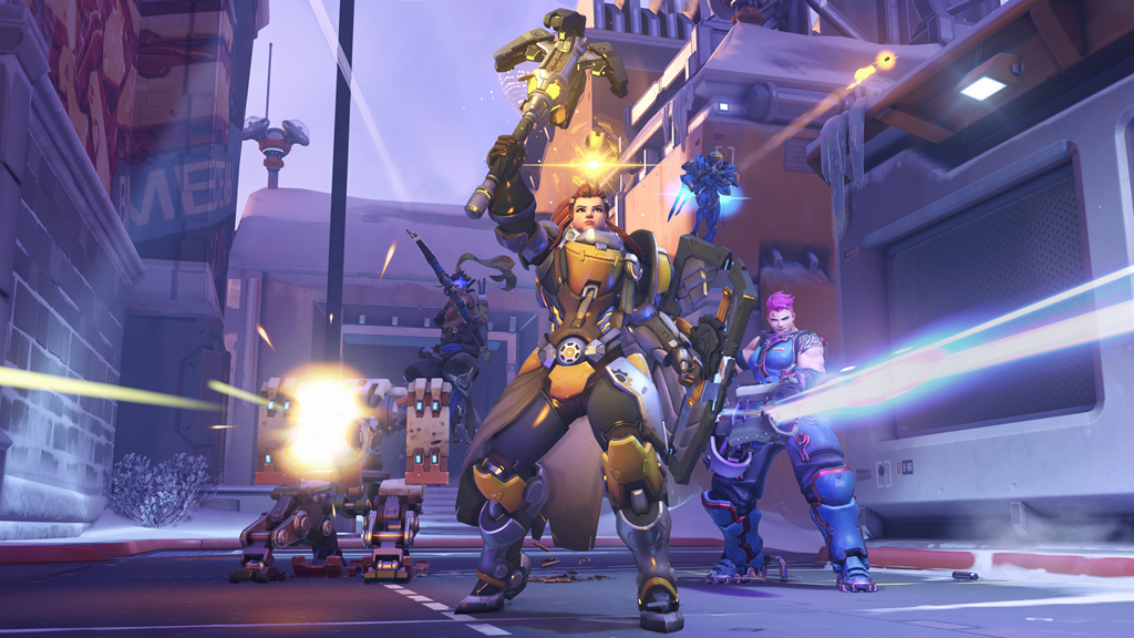 Overwatch Review Trusted Reviews