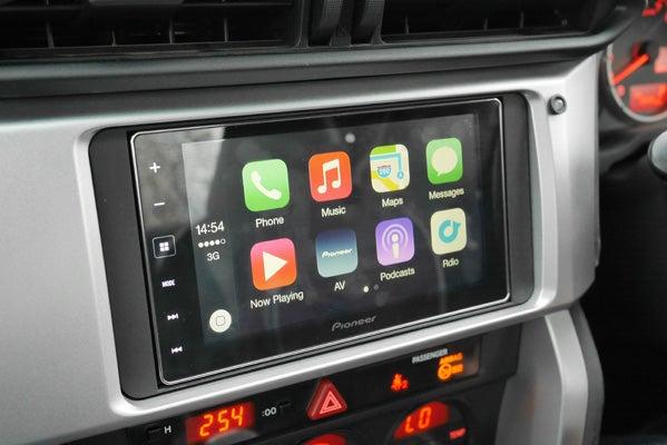 pioneer apple carplay. pioneer is the first brand to start selling carplay systems, and sph-da120 cheapest option. it\u0027s a double-din stereo with 6-inch touchscreen apple carplay f