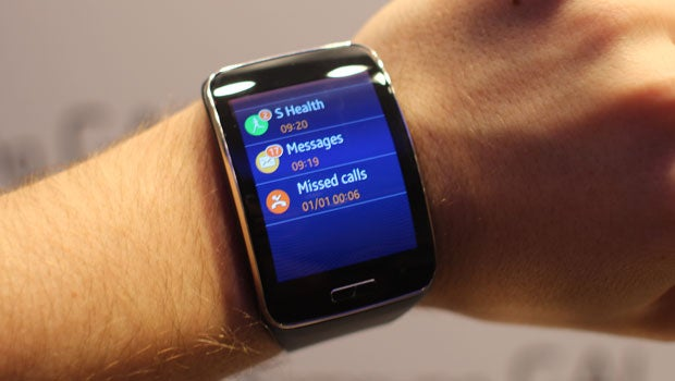 Samsung Gear S UK release date confirmed alongside hefty ...