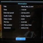 Samsung UHD Video Pack