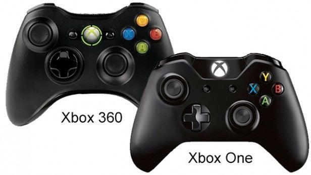 Xbox One vs Xbox 360