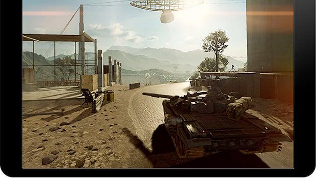 Battlefield 4 iPad