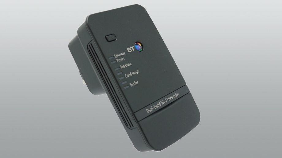 BT 11ac Dual-Band Wi-Fi Extender 600