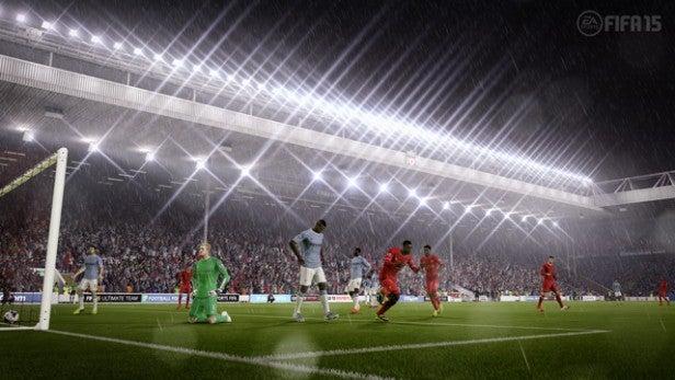 PES 2015 vs FIFA 15 | Trusted Reviews