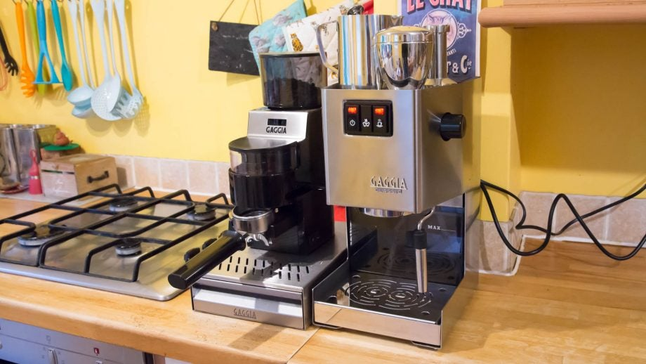 Gaggia Classic Deluxe Coffee Station