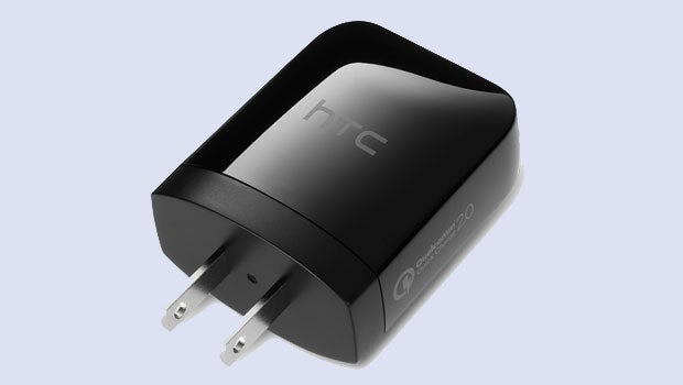 HTC Rapid Charger 2 0 slashes charge time by 40%   Trusted