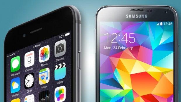 iPhone 6 GS5