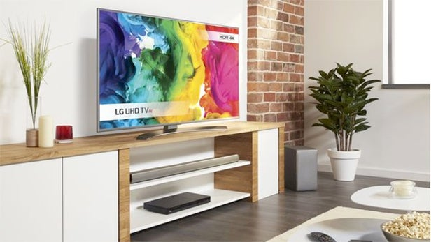 deal save 300 on a 49 inch lg 4k hdr television now trusted reviews. Black Bedroom Furniture Sets. Home Design Ideas